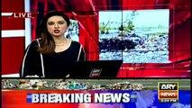 Karachi is still unclean as CM Sindh resigns