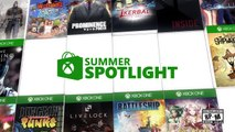 """Xbox One - Bande-annonce """"Summer Spotlight"""""""