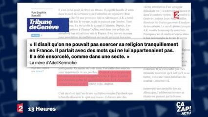 Ce que la mère du terroriste de Saint-Etienne-du-Rouvray a dit à la presse sur son fils
