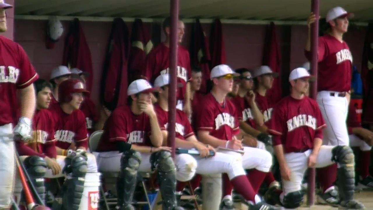 Bridgewater College: No. 25 Baseball Splits with Randolph-Macon