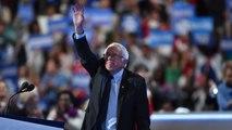 Bernie Sanders's Democratic convention speech in 3 minutes
