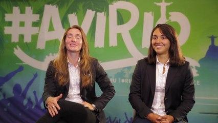 AVIRIO_Clip de présentation du W2x _ Hélène Lefebvre et Elodie Ravera