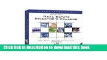 Download Dolf de Roos  Real Estate Investor s College: Real Estate Investing for Everyone  Ebook