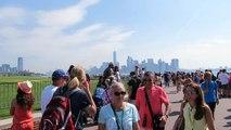 NEW YORK La statue de la Liberté 2