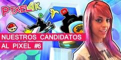El Píxel: Especial Candidatos #6 Raquel