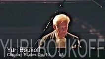 Yuri Boukoff - CHOPIN Etudes Op.10 - No.8