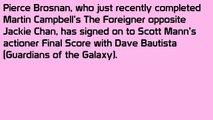 Pierce Brosnan Joins Scott Mann's 'Final Score' With Dave Bautista