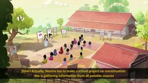 IHBP India - 10 min animated shortfilm on Menstrual Hygiene