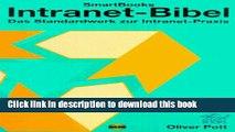 Read SmartBooks Intranet- Bibel. Das Standardwerk zur Intranet- Praxis Ebook Free