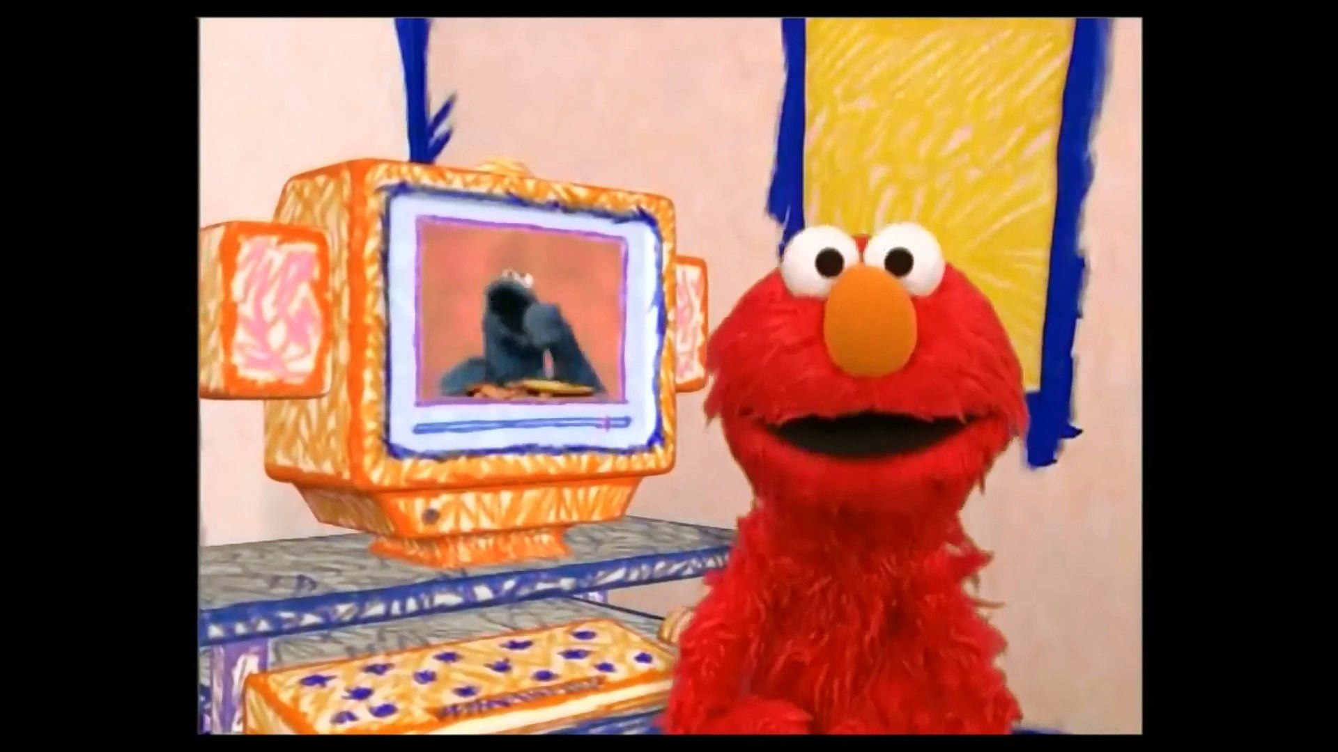 Elmo World Email S