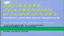 "Read Books HEALTH, HAPPINESS   LONGEVITY (""Self-help and Spirituality Series"") ebook textbooks"
