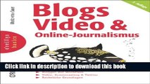 Read Blogs, Video   Online-Journalismus Ebook Online