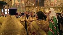 JO-2016: les sportifs russes bénis par l'Eglise orthodoxe