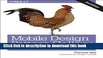 Read Mobile Design Pattern Gallery: UI Patterns for Smartphone Apps Ebook Free