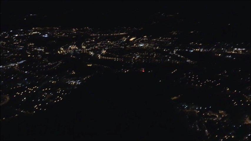 Vol de nuit - LFPQ - DR400
