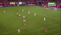 Thiago Alcantara Amazing Skills - Bayern München vs AC Milan -  International Champions Cup 27.07.2016