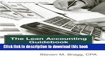 [Read PDF] The Lean Accounting Guidebook: Second Edition: How to Create a World-Class Accounting
