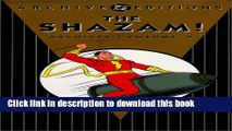 [PDF] shazam!, The - Archives, Volume 2 (Shazam! Archives) Read Online