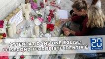 Attentat dans une église près de Rouen: Le second terroriste identifié