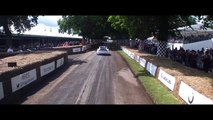 Porsche Exclusive – the 911 Carrera S Endurance Racing Edition at the Goodwood Festival of Speed