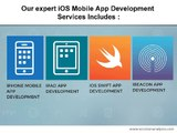 iOS Mobile App Development Solutions, Hire iOS App Developers