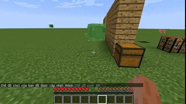 #28 Cách làm khiên có biểu ngữ hình con đại bàng | Minecraft sáng tạo