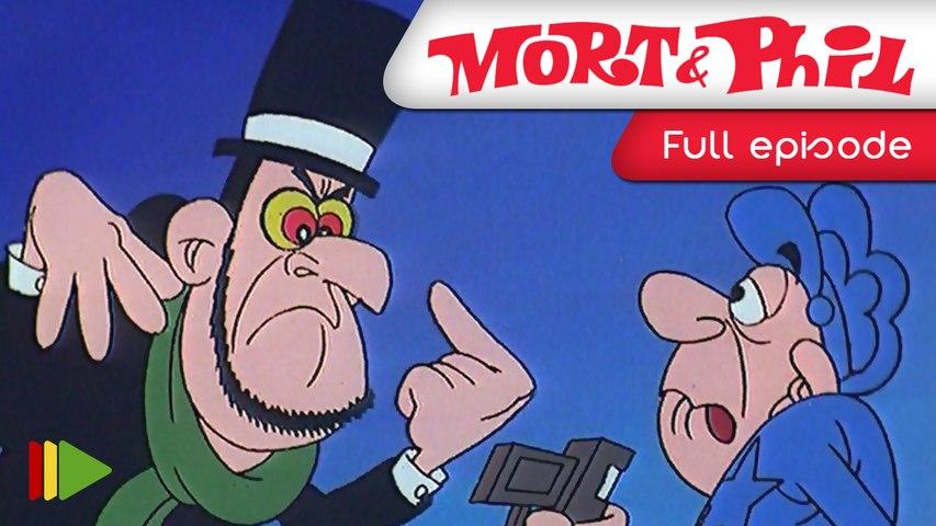 Mort & Phil - 02 - Maggin the magician   Full Episode  