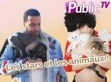 Les stars et les animaux : une grande histoire d'amour !