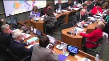 Audition de Nicolas Hulot par la commission du développement durable de l'Assemblée Nationale en février 2014
