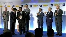 ¡ÚLTIMA HORA! Rafael Sarría: Mario Vargas Llosa recibe el premio Don Quijote de Periodismo. Video: La Crónica de Hoy