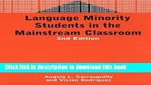 Read Language Minority Students in the Mainstream Classroom (Bilingual Education   Bilingualism)