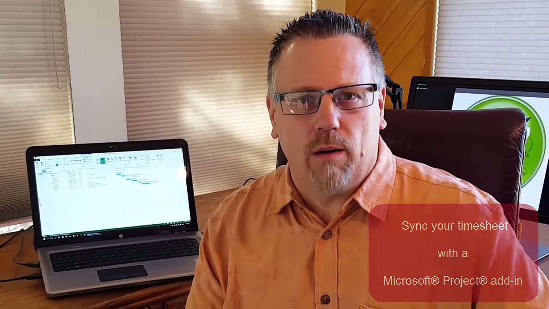 How to use MSP Add-in to Sync Time