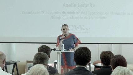 Saisine PME : Discours d'Axelle Lemaire, Secrétaire d'État auprès du ministre de l'Économie