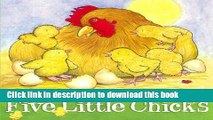 [Read PDF] Five Little Chicks Download Online
