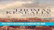 [PDF] Australians: Origins to Eureka (Australians / Thomas Keneally (Paperback)) Download Full Ebook