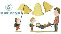 Jacques Haurogné - Frère Jacques - berceuse pour enfants