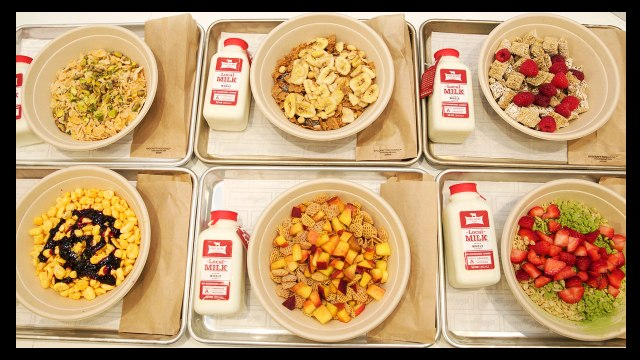 A Restaurant for Cereal?!?!? - Food Feeder