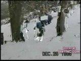 Gamelles neigeuses