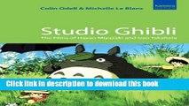 Download Studio Ghibli: The Films of Hayao Miyazaki and Isao Takahata PDF Free
