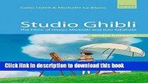 Download Studio Ghibli: The films of Hayao Miyazaki and Isao Takahata Ebook Free