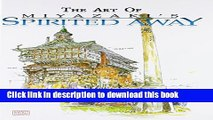 Read The Art of Spirited Away Ebook Free
