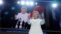 Hillary Clinton's DNC Speech Touches On Bernie Sanders & Trump