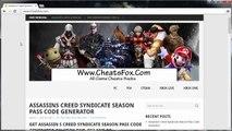 Get Free Assassins Creed Syndicate Season Pass DLC Redeem Code