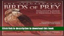 Download Illustrated Birds of Prey: Red-Tailed Hawk, American Kestral,   Peregrine Falcon: The