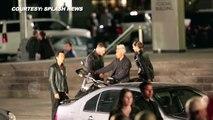 Deepika Padukone - Vin Diesel HOT SCENE XXX   XXX: Return Of Xander Cage   Behind The Scenes