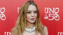 Lindsay Lohan erzählt ihrem Vater, dass sie schwanger ist