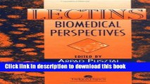 [Read PDF] Lectins: Biomedical Perspectives Ebook Online