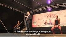 Côte d'Ivoire: un Belge s'attaque au coupé-décalé