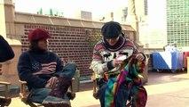 【SoftBank|ソフトバンク TVCM】60sec|#Smap→NY 「COLOR LIFE篇」メイキング~CM(2009年)♪ ロコモーション(Grand Funk)