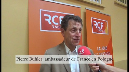 Pierre Buhler, ambassadeur de France en Pologne